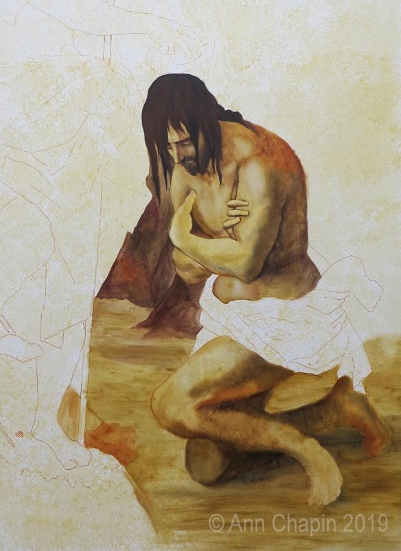 Baptism Step 1